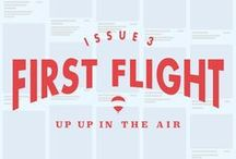 First Flight | Up Up in the Air / Welcome to Issue 3 of First Flight, the first social magazine curated by seasoned agents for first-time homebuyers. With progress in the home buying journey comes potential pitfalls and surprises, and this issue is all about helping you find safe passage. So, let's keep flying high with high spirits–– don't worry, you're on the right course.