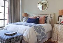 Bedrooms / by Jill B