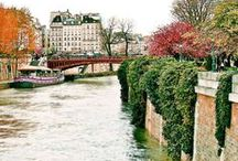 "Ç'est la vie, Paris / ""Paris is always a good idea."" ― Audrey Hepburn"