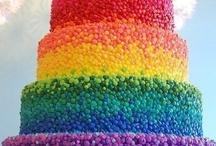Technicolor Rainbow / Taste the rainbow & be inspired!