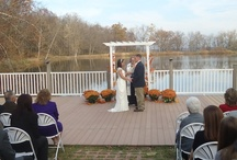 Fall Weddings / Fall weddings are stunning with a natural array of rich warm colors.