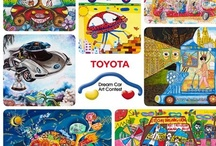Dream Car Art Contest / Toyota Financial Services proudly announces the 7th Annual Toyota Dream Car Art Contest. This worldwide competition is designed to inspire creativity in youth and encourage their interest in cars.