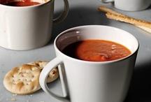 Food: soups / by Makaela