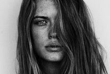 Freckles - #Beauty / Freckles are Beautiful! / by Glitter & Pearls