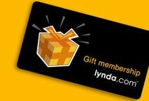 Holiday Gift Giving / Give the gift that lasts, knowledge. Email your friends or family a lynda.com gift membership today. It's the no-wrap, no-ship, last-minute gift that lasts a lifetime. / by lynda.com