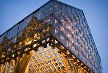 Office Architecture / Our inspiration is more than steel or concrete.