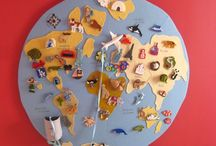Around the World in a School Year