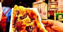 Foods in Japan - 食べ物