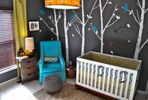 Narnia Nursery / The girls' room (when I have them)--forest themed with Narnia and fairy tale elements. Color scheme TBD, but lots of white, wood, and light blues and greens / by Lara