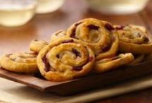 Pinwheels / Reinventing the wheel is actually pretty delicious. Pop a can of crescent dough and you're ready to roll.