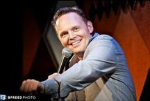 Comedians / I love to laugh and I love photographing comedians! A few of my favorites below.