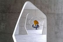 Architecture Precedents - Simplicity / by Junie You