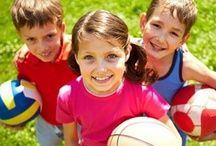 Children's Missions / Providing missions resources for children in grades 1-6 through organizations such as GAs, RAs, and Children in Action.