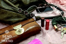 In The Bag / Check out the essentials our STTaffers' essentials! / by Send the Trend