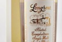 Campbeltown Whisky / Single malt Scotch whisky from the Campbeltown region of Scotland, Includes Glen Scotia and Springbank distilleries plus the new Glenglye (Killkerran) distillery
