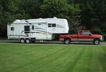 RV and Tent Camping / by Julie Thorn