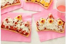 Kid-Friendly Recipes / Get creative with kids in the kitchen with these fun crafts and recipes!