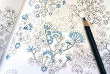 Traditionally drawing / by Dunja Dejanovic