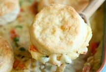 Biscuit Recipes / Pillsbury biscuits can be so much more than a side bread (though yes, they are good for that too!). We highlight the best of biscuit sandwiches, biscuit bakes and more in this biscuit-y board.