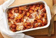 Casseroles / Comfort food all in one dish, we've got plenty of ideas for casserole creativity!