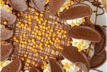 Food - Chocolate Recipes / This board is filled with chocolate temptations.  There will be a chocolate recipe here to suit everyone.