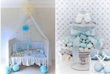 Party - Baby Shower Ideas / Planning a baby shower? It's a very special time and one that deserves special attention for that special lady.  These baby shower ideas will provide lots of inspiration for deciding on the baby shower theme, food and decorations.