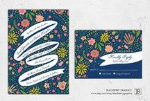 Event stationery / Save the dates, invites, table plans, thank you cards. So many glorious designs.