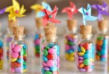 Party - Favors & Invitations / Invitations and party favors are important for kids and adult parties. Be inspired with inexpensive but creative ideas. Tips, tricks and inspiration.