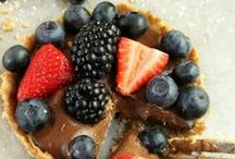 Food - Dessert Recipes / Not sure what dessert to have?  Take a look at one of these yummy recipes.  You will be spoilt for choice.