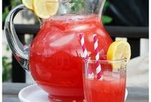 Food - Drink Recipes / Sometimes it's nice to have a drink that is a bit different from the rest.  That's where these drink recipe ideas come in handy!