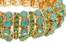 Opal Obsession / Feminine and flirty, opal jewelry and accessories are oh-so on trend this spring and summer! / by Send the Trend