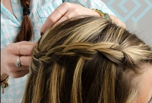 Get Your Braid On / Braid how-tos, tutorials, and inspiration!  / by Send the Trend
