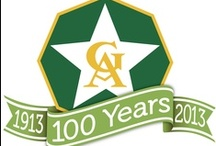 GA 100th Birthday Ideas / A place to find ideas to help celebrate the 100th birthday of missions education for girls.
