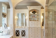 Dream Home Bathrooms / by Lara Turner