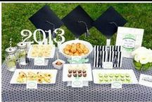 Party - Graduation Ideas / When the kids graduate it's nice to make them feel special.  These graduation party ideas will be sure to do just that.  With ideas for food, decoration and graduation party themes, planning the party will be easy.