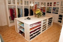 Dream Home Closets / Pantry / Storage Solutions / by Lara Turner