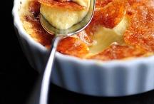Creme Brûlées, Soufflés, and Puddings