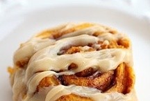 Cinnamon Rolls, Corn Breads, Muffins, and Pastries