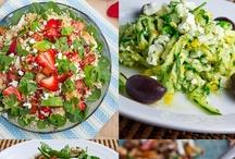 Recipes - Fruit, Salads, and Salad Dressings