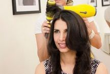 Beauty iQ: Drybar blowout tutorial / QVC's Beauty iQ takes you behind the scenes at drybar and shows you the steps to creating a salon quality blowout at home! Follow along and learn how to treat your tresses to  / by Send the Trend
