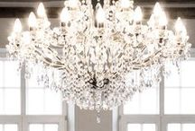 An Affair with Chandeliers