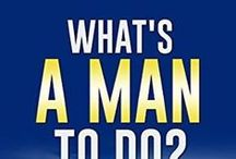WHAT'S A MAN TO DO? / The Official Board for the comedy-romance novella ebook