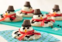 Christmas Cookies / Our favorite holiday cookies!