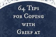 Grief / Information and tools for dealing with grief regarding various losses in life.