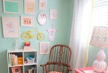 Nursery / by Heather McNulty (Ell)