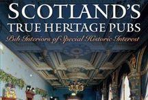 English | Scottish | British Pub