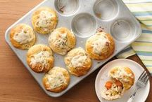 Pot Pies / Chicken pot pie. We love it (and we'd probably make it everyday if that weren't kind of ridiculous). Here are our favorite pot pies — chicken and beyond!