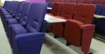 Conference Seating / Evertaut's range of seating for Conference facilities, business centres and lecture theatres.