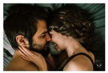 """Inspiration """"Couple"""" / Mes inspirations photos autour de l'engagement..."""