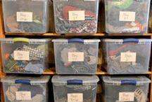 Getting Organized / by Julie Johnson